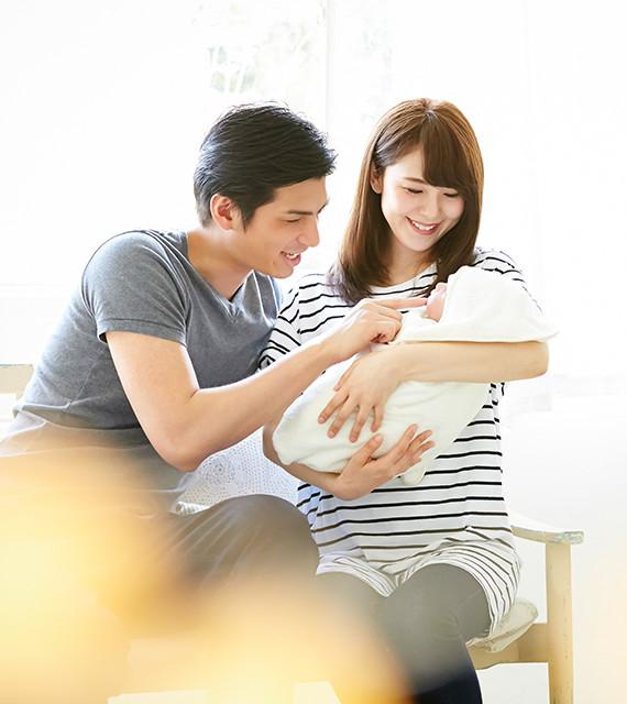 産後の良い夫婦関係を保つ為に画像