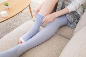 妊娠中のむくみの原因と解消法